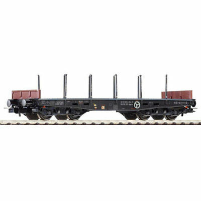 PIKO Expert PKP 401Z Bogie Low Sided Stake Wagon IV HO Gauge 58414