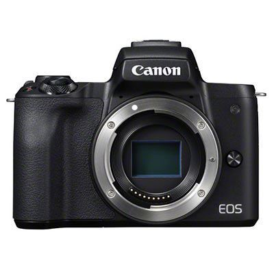 Canon EOS M50 Digital Camera Body – Black